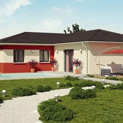Maison  4 pièces + Terrain  800 m² Crottet