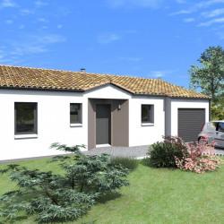 Maison  5 pièces + Terrain  668 m² Saint-Aubin-le-Cloud