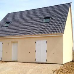 Maison  4 pièces + Terrain   m² Anet