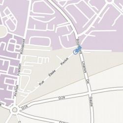 Location Local d'activités Décines-Charpieu 3181 m²