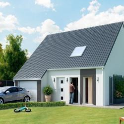 Maison  3 pièces + Terrain  930 m² Vélye