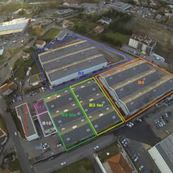Location Entrepôt Sorbiers 3480 m²