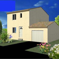 Maison  3 pièces + Terrain  138 m² Espondeilhan