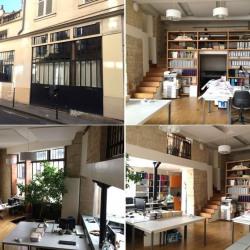 Location Bureau Paris 3ème 121 m²