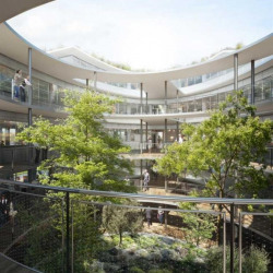 Location Bureau Montpellier 3935 m²