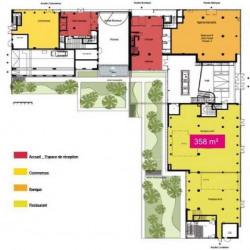 Location Bureau Lyon 3ème 1595 m²