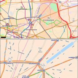 Location Bureau Paris 19ème 1819 m²