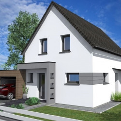Maison  5 pièces + Terrain  674 m² Saint-Martin