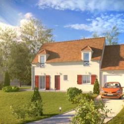 Maison  3 pièces + Terrain   m² Bézu-Saint-Éloi