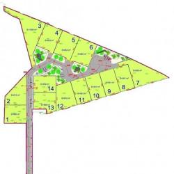 Vente Terrain Longué-Jumelles 539 m²