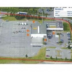 Location Local d'activités Lesquin 2098 m²