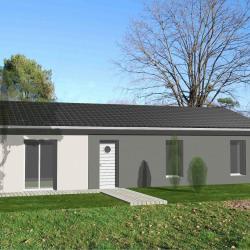 Maison  5 pièces + Terrain  850 m² Cérons