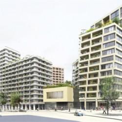 Location Local commercial Paris 17ème 218,57 m²