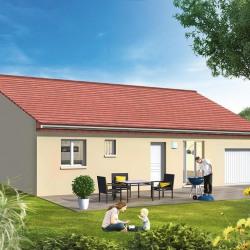 Maison  5 pièces + Terrain  474 m² La Marne
