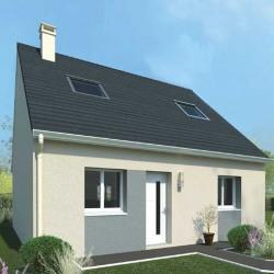 Maison  4 pièces + Terrain  1100 m² Buigny-l'Abbé
