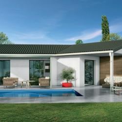 Maison  5 pièces + Terrain  600 m² Sanguinet