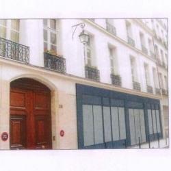 Location Bureau Paris 4ème 84 m²