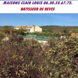 Maison  4 pièces + Terrain  470 m² Mirabeau