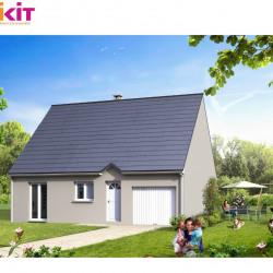 Maison  5 pièces + Terrain  300 m² Coutiches