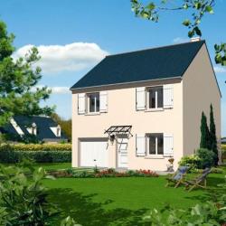 Maison  5 pièces + Terrain  250 m² Pontoise
