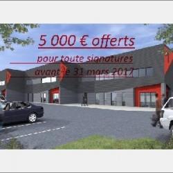 Vente Local d'activités Vourles 2210 m²