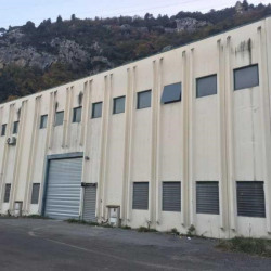 Vente Entrepôt Carros 1772 m²