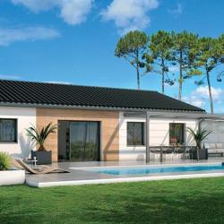 Maison  3 pièces + Terrain  300 m² Bédarieux