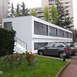 Location Bureau Paris 15ème 170 m²