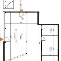 Location Bureau Brétigny-sur-Orge 836 m²