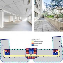 Location Bureau Suresnes 1525 m²