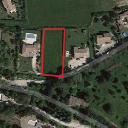 Terrain  de 1421 m²  Tornac  (30140)