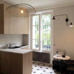 Location Appartement Paris Lamarck - Caulaincourt - 30m²