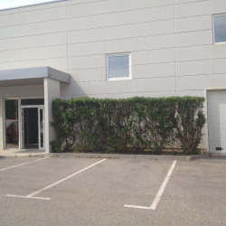 Location Bureau Montfavet 200 m²