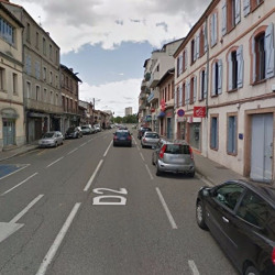Cession de bail Local commercial Toulouse 50 m²