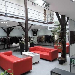Location Bureau Paris 10ème 650 m²