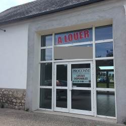 Location Local commercial Luisant 100 m²