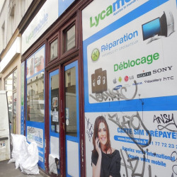 Location Local commercial Paris 11ème 22 m²