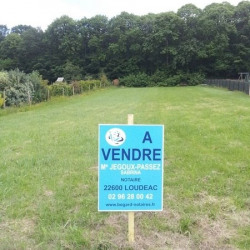 Vente Terrain Mûr-de-Bretagne 1534 m²