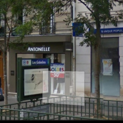 Cession de bail Local commercial Paris 13ème 155 m²