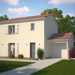 Maison  4 pièces + Terrain  430 m² Limas