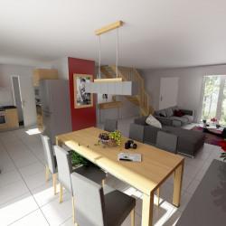 Maison  6 pièces + Terrain  550 m² Jouy-le-Potier
