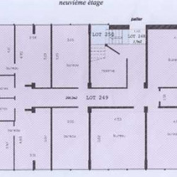 Vente Bureau Rueil-Malmaison 206 m²