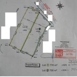 Vente Terrain Vieil-Moutier 308 m²