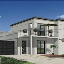 Maison  5 pièces + Terrain  600 m² Barby