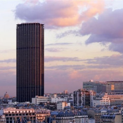 Location Bureau Paris 15ème 9223 m²