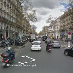 Cession de bail Local commercial Paris 2ème 212 m²