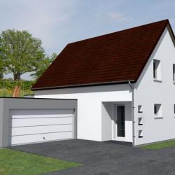 Maison  5 pièces + Terrain  681 m² Durrenentzen