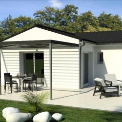 Maison  3 pièces + Terrain  547 m² Vendeuvre-du-Poitou