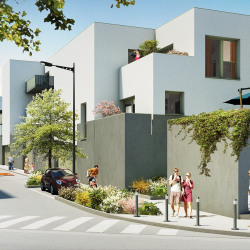 photo immobilier neuf Begles