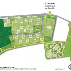 Vente Terrain Granville 369 m²